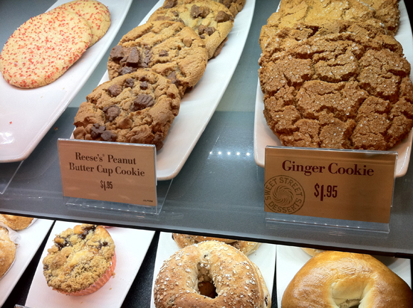 "Baked ""goods"" at Barnes & Noble in Penllyn, PA"